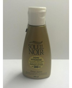 Soin protection moyenne SPF 20