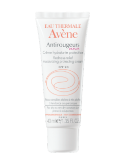 Antirougeur Crème Hydratant Protectrice