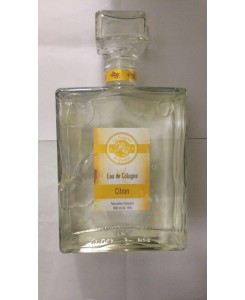 Eaux de Cologne Citron - 1000 ml