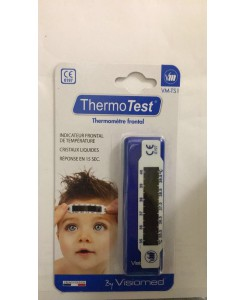 ThermoTest - thermomètre frontal