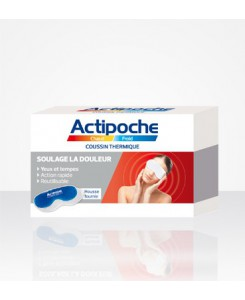 Actipoche - coussin thermique