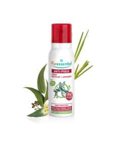 Puressentiel - Spray anti-pique - Répulsif + apaisant (75ml)