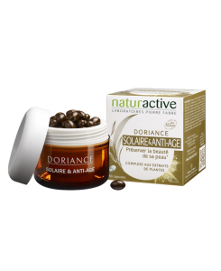 Naturactive - Gamme DORIANCE - Solaire & anti-âge