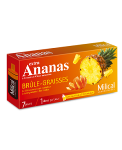 Milical - Brule graisse - Gamme EXTRA Ananas