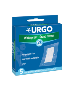 URGO - Pansements wtaerproof Grand format